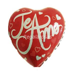 Globo con aire amor a domicilio en santiago