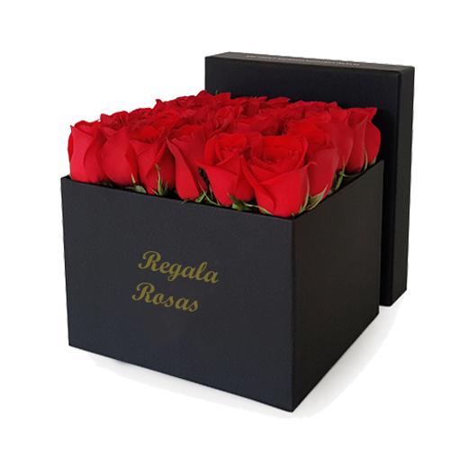Regala Rosas Rojas a domicilio en santiago