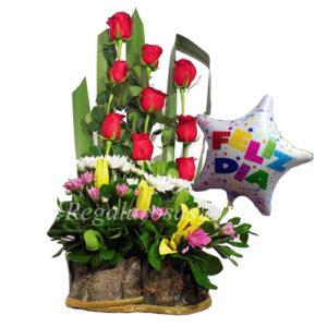 Flores día de la mujer