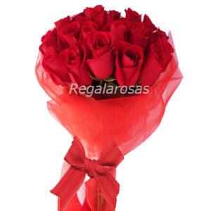 ramo de flores a domicilio en Santiago