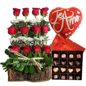 Flores amor adomicilio