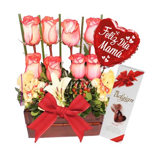 Regala Rosas para Mama