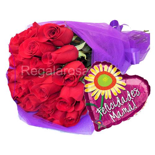 Ramo de Rosas Rojas para Sorprender