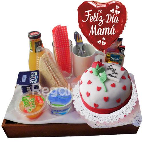 Desayuno Lindo Para Mama