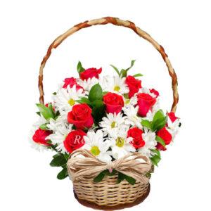 Flores defunción