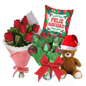Flores a domicilio especial navidad