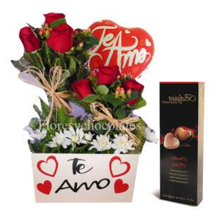 Flores día del amor a domicilio